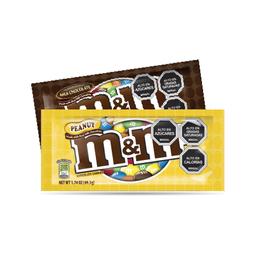 2x Chocolate M&M variedades 48g