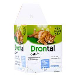Drontal Cats (F) 2 Comprimidos (Sachet)