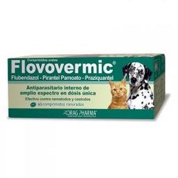 Flovovermic (C) (F) 1 Comprimido