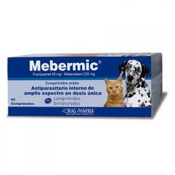 Mebermic (C) (F) 1 Comprimido