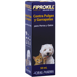 Fiprokill (C) (F) Spray 50Ml