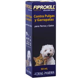 Fiprokill (C) (F) Spray 50Ml