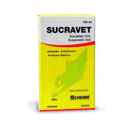 Sucravet (C) (F) Antiacido 100Ml