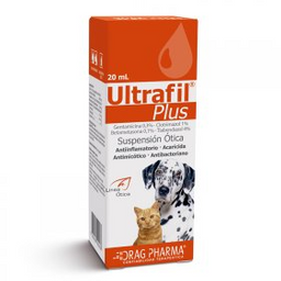 Ultrafil Plus (C) (F) Suspension Otica
