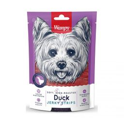 Wanpy (C) Jerky Stripes Duck 100G