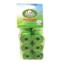 Mascan (C) Bolsa De Desechos 6 Unid. Biodegradable