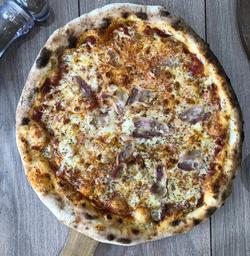 Pizza Tocino