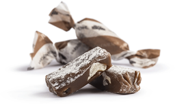 Bolsa de Calugas Chocolate Nuez 100g