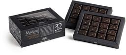 Caja Chocolate Bitter 63% Cacao 220g