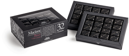 Caja Chocolate Bitter 73% Cacao 220g