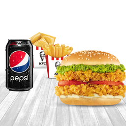Combo Doble Crispy Italiano