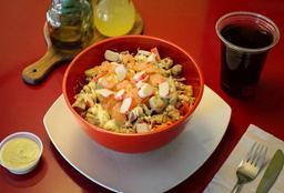 Bowl Thai Mixto