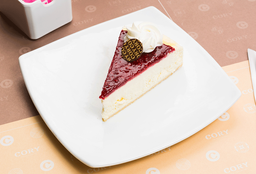 Cheesecake Frambuesa Diet