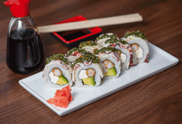 Pulpo Olivo Roll
