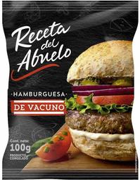 Hamburguesa Vacuno Bolsa Receta del Abuelo 100g