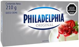 Queso Crema Philadelphia Soprole 210g