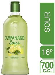 Pisco Sour Botella Campanario 700cc