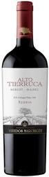 3 x Vino Reserva Merlot - Malbec Alto Tierruca 750cc