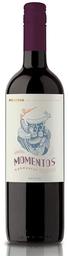 3 x Vino Reserva Carmenere Momentos 750cc