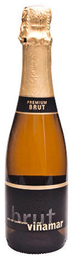 Espumante Brut 12.5° Botella Viña Mar 375cc