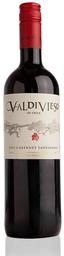 3 x Vino Cabernet Sauvignon Botella Valdivieso 750cc
