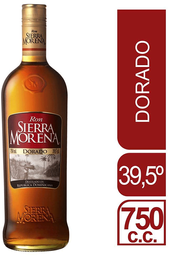 Ron Sierra Morena Botella Sierra Morena 750cc