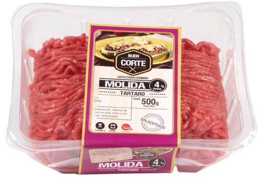Buen Corte Tartaro Molida 96% Libre de Grasa