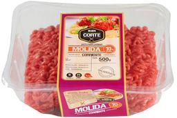 Carne Molida 10% Grasa El Buen Corte 500 g aprox