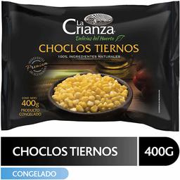 Choclos Tiernos Bolsa La Crianza 400g
