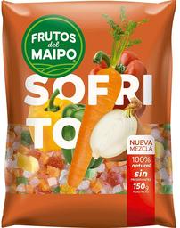 Sofrito Congelado Bolsa Frutos del Maipo 150g