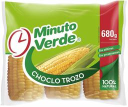Choclo Trozo Minuto Verde 680g
