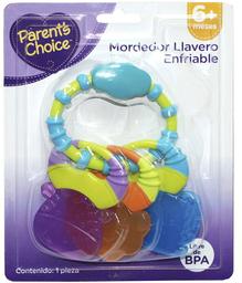 Mordedor Llavero Enfriable Doypack Parents Choice