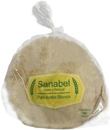 Pan Arabe Blanco Sanabel 7un