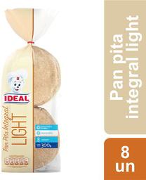 Pan Pita Integral Ligth Ideal 300g