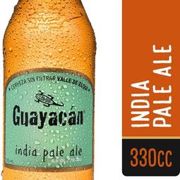 3 x Cerveza India Pale Ale 6.5º Guayacán 330cc