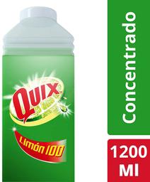 2 x Lavaloza Concentrado Limón Quix 1.2L