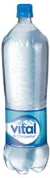 Agua Mineral Con Gas Vital 1.6L