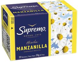 Hierba Manzanilla Caja Supremo 20Un