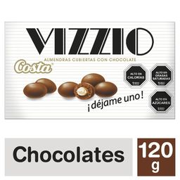 Chocolate Estuche Vizzio Ambrosoli 120g