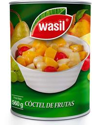 Cóctel de Frutas Tarro Wasil 560g