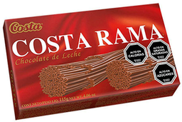 Chocolate Costa Rama Caja Costa 115g