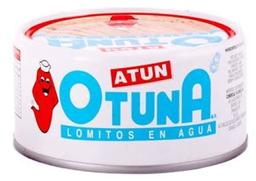 Lomitos de Atún en Agua Lata Otuna 184g