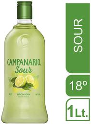 Pisco Sour 18° Botella Campanario 1L