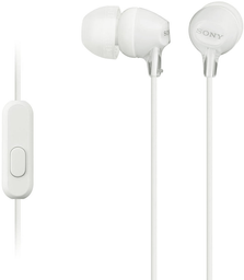 Audífonos EX15AP/WH Blanco Sony