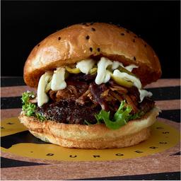 FKN Pulled Pork & Burger