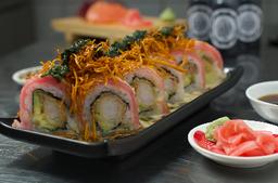 Rappi Lunch: 1 Roll + 1 Nigiri + Bebida