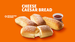 Promo Cheese Caesar Bread