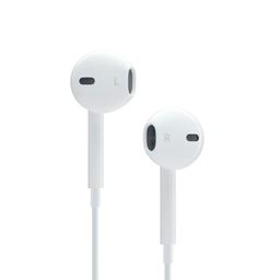 Audífonos Apple Iphone Original Earpods Jack 3.5 mm 1 U