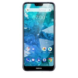 Celular Nokia 7.1 Azul 64 Gb RAM 4 Gb 1 U