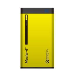 Batería Portátil 15000 mAh Master G 2 Puertos 1 U
